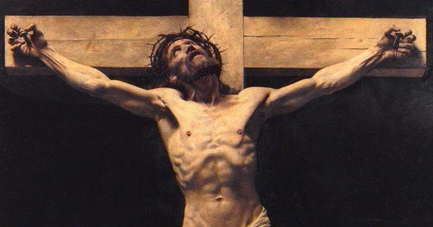 Léon Bonnat – Christ on the Cross, c. 1880