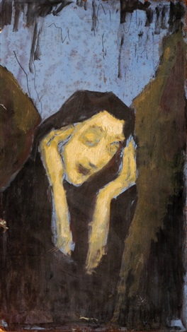 Rachel Weeping for Her Children Jakob Steinhardt
