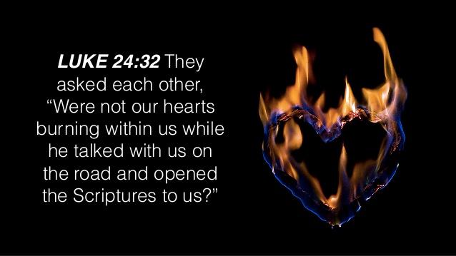 Luke 24:32