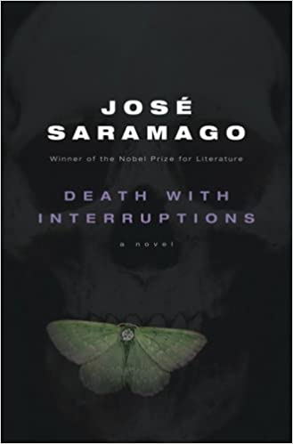 Death with Interruptions book cover